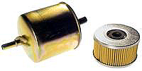 Genuine Volkswagen fuel filter