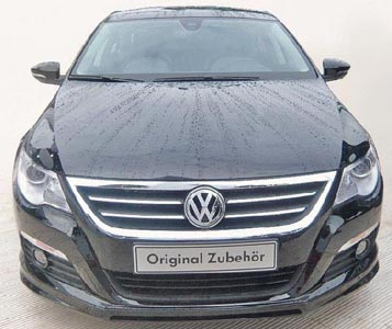 2010 Volkswagen CC CC Body Kit - Front Valance