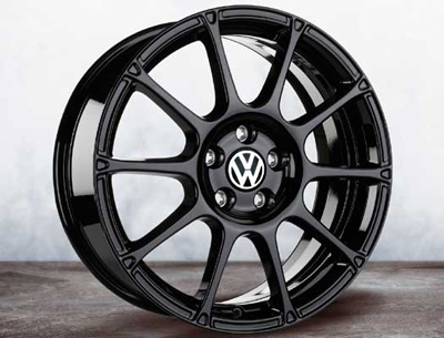2011 Volkswagen Jetta 18 inch Alloy Wheel - Motorsport Anthracite