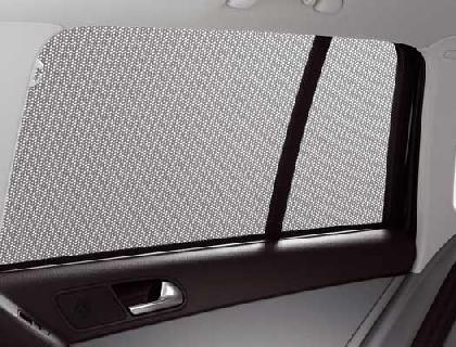 2014 Volkswagen Touareg Rear Side Window Sun Shade 7P0-064-363