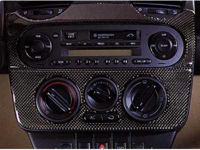 2001 volkswagen new beetle carbon fiber interior accents - 2001 volkswagen beetle interior parts ...