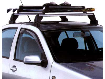 1995 Volkswagen Jetta Snowboard/Ski Attachment 3B0-071-129-UA
