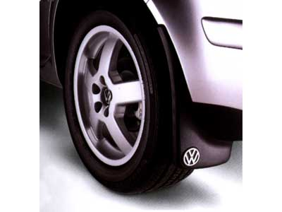 2000 Volkswagen Jetta Splash Guards