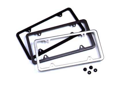 2004 Volkswagen Jetta Stainless Steel License Plate Frame