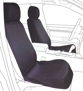 2007 Volkswagen Touareg Seat Covers