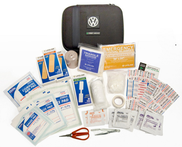 2012 Volkswagen Routan First Aid Kit 000-093-108-B-9B9