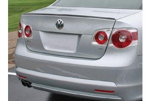 2007 Volkswagen Jetta Rear Lip Spoiler (Jetta Sedan) - 1-Piece