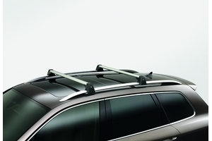 2012 Volkswagen Touareg Base Carrier Bars - For vehicles w 7P6-071-151