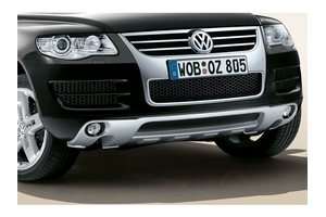 2010 Volkswagen Touareg Skid Plate - front - works with PDC and fog lights