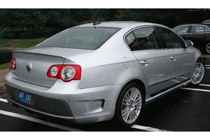 2008 Volkswagen Passat HI DEF Side Skirts - painted
