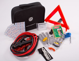 2014 Volkswagen Jetta VW Roadside Assistance Kit - Black 000-093-059-D