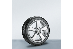 2012 Volkswagen CC Alloy Wheel - 17 inch - SIMA Winter 1K8-071-497-8Z8