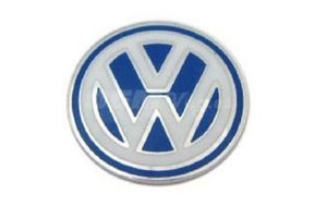 2014 Volkswagen Passat VW Logo For Key Fob 3B0-837-891-09Z