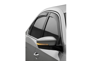 2014 Volkswagen Passat Side Window Air Deflectors