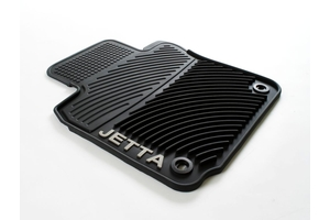 2007 Volkswagen Jetta Monster Mat Rubber Floor Mats 1KM-061-550-HA-041