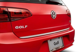 2015 Volkswagen e-Golf Chrome Look Rear Accent Strip 5G0-071-360