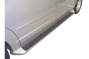 2012 Volkswagen Routan Running Boards - Painted